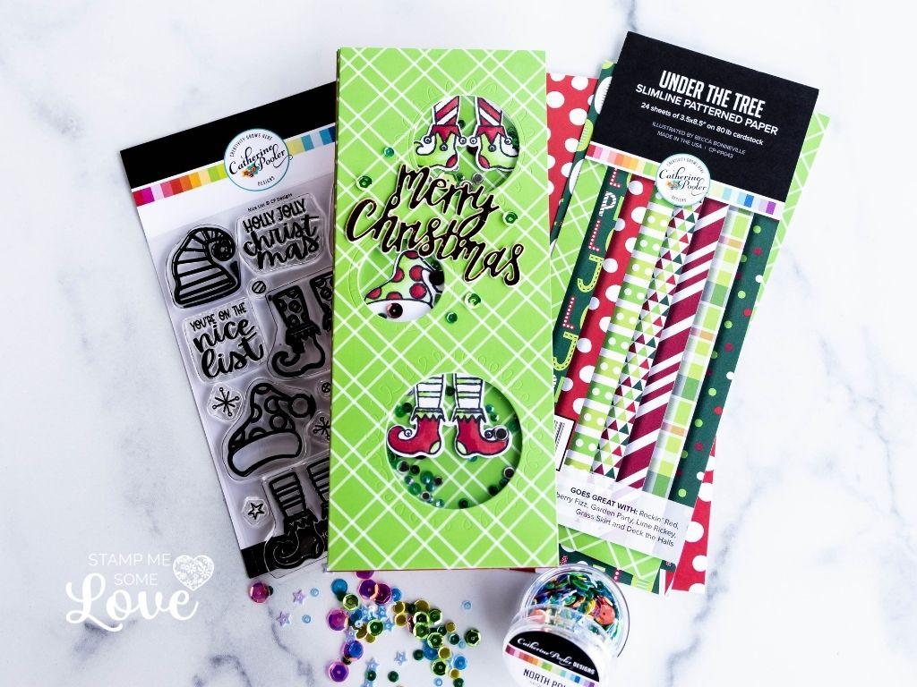 catherine-pooler-designs-slimline-merry-christmas8